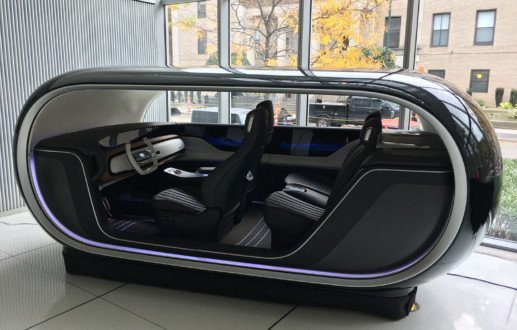 Design with zero gravity – Emotion adaptive driving system